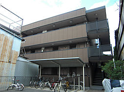 ドミールアプリコット[1階]の外観