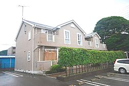 福岡県大野城市川久保1丁目の賃貸アパートの外観