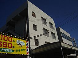 久城ビル[403号室]の外観