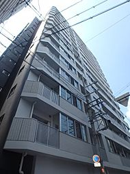 大阪府大阪市北区曾根崎1丁目の賃貸マンションの外観