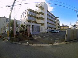 兵庫県伊丹市鴻池2丁目の賃貸マンションの外観