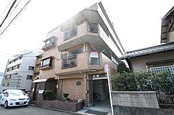 広島県広島市東区矢賀新町5丁目の賃貸マンションの外観