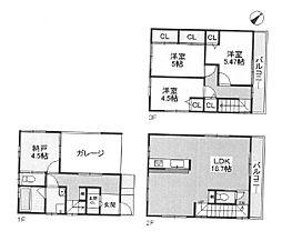 西代駅 2,280万円