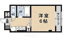 武庫之荘駅 2.7万円