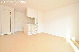 サニーヒルズ迫田[1階]の外観