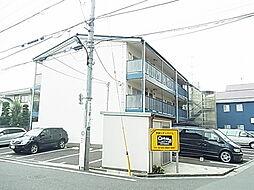 学園シティハイムA[3階]の外観