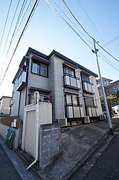 神奈川県横浜市鶴見区岸谷2丁目の賃貸アパートの外観