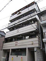 京都府京都市中京区炭之座町の賃貸マンションの外観