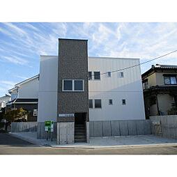 新潟県新潟市中央区関南町の賃貸アパートの外観