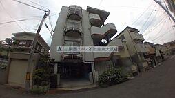 シャトール源氏ヶ丘[4階]の外観