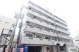 大阪府大阪市城東区東中浜8丁目の賃貸マンションの外観