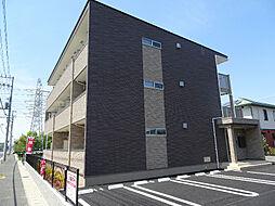 アビタシオン・U[1階]の外観