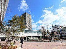 石神井公園駅まで1800m、複数路線乗入れが可能な西武池袋線の急行停車駅 開発が進み活気に溢れております。