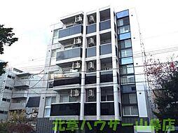 ConcieRise(コンシェライズ)[4階]の外観