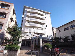 スワンマンション東箱崎[2階]の外観