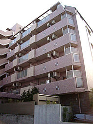ジュネスガーデン[4階]の外観