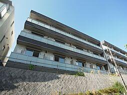 神奈川県川崎市麻生区万福寺5丁目の賃貸マンションの外観