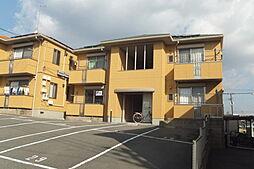 山口県宇部市中村3の賃貸アパートの外観