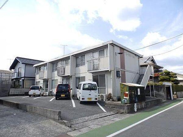ル・グランII(ドゥ) 1階の賃貸【広島県 / 府中市】