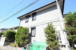 兵庫県西宮市高木東町の賃貸アパートの外観