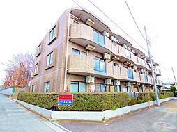 東京都小平市大沼町3丁目の賃貸マンションの外観