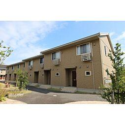 GARDEN HOUSE SHIMOAKAE B棟[102号室]の外観