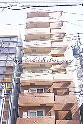 神奈川県大和市大和東3丁目の賃貸マンションの外観