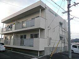 コーポラス神戸[2階]の外観