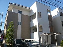フジパレス石津川サウス[3階]の外観