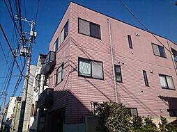 パークサイド亜里[3階]の外観