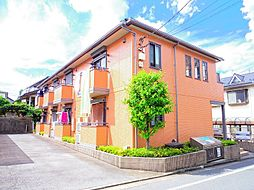 東京都練馬区貫井4丁目の賃貸アパートの外観