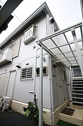 神奈川県横須賀市汐入町4丁目の賃貸アパートの外観