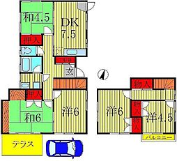 柏駅 6.5万円