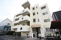 愛知県豊田市御幸本町2丁目の賃貸マンションの外観