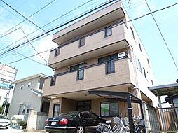 埼玉県上尾市上町2丁目の賃貸マンションの外観