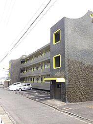 松風マンション[101号室]の外観