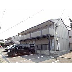 静岡県浜松市中区曳馬3丁目の賃貸アパートの外観