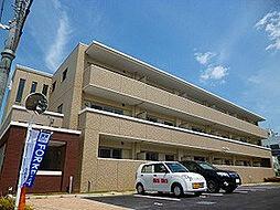 大阪府摂津市南千里丘の賃貸マンションの外観