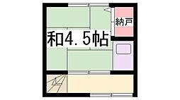 三ノ宮駅 1.8万円