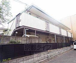 京都府京都市上京区吉野町の賃貸アパートの外観