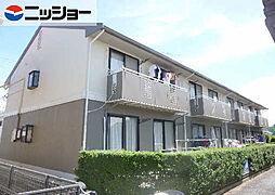 エクセル勝川[2階]の外観
