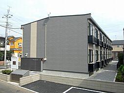 レオパレスMUTSUMI[2階]の外観