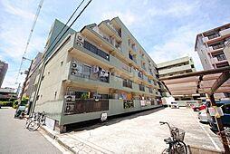 秀英マンション[4階]の外観