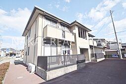 シャーメゾン小松島B[202号室]の外観