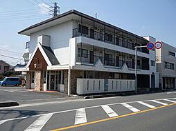 埼玉県桶川市泉1丁目の賃貸マンションの外観
