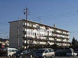 パビリオンながしのB棟[1階]の外観