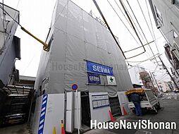 神奈川県藤沢市本町2丁目の賃貸マンションの外観