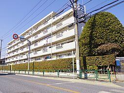 清水山第2パークハイツ[4階]の外観