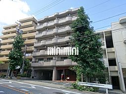 八事石坂マンション[5階]の外観