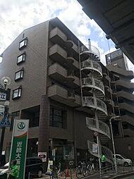 茶佐ビル[4階]の外観